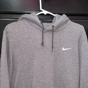 Dark Gray Nike Hoodie